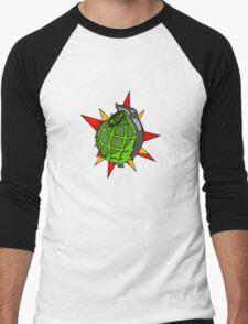 Bang! Grenade Men's Baseball ¾ T-Shirt