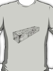 Call of Duty Zombies Mystery Box T-Shirt