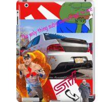 Evo memes iPad Case/Skin
