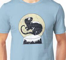 Dinosaur Snowglobe Unisex T-Shirt