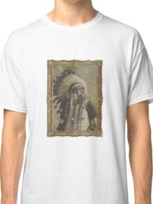 Indian Gas Mask Classic T-Shirt