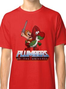 I have the Power-up Classic T-Shirt