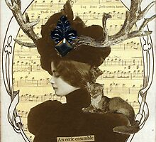 An Eerie Ensemble by WinonaCookie