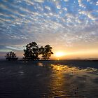 Sunrise, Pak Lok, Phuket by Kevin Hellon