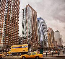 NYC Sky Rises by Adam Northam