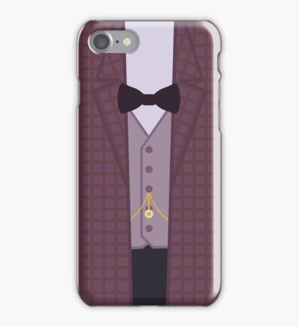 The Eleventh Doctor (V2) iPhone Case/Skin