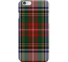 02152 Victoria Highland Dress Artefact Tartan Fabric Print Iphone Case iPhone Case/Skin