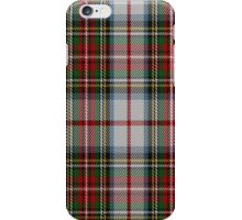 02154 Victoria (Wilsons) Royal Tartan Fabric Print Iphone Case iPhone Case/Skin