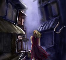 Alley by Lydia Kurnia