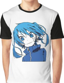 Pixel Ene Graphic T-Shirt