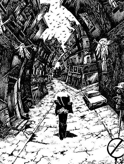 """""""WinglessCity""""  by Sergei Rukavishnikov by Alenka Co"""