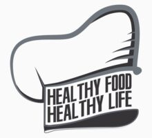 Healthy Food Healthy Life by Ryan Jay Cruz