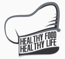 Healthy Food Healthy Life by Ryan Jay Cruz