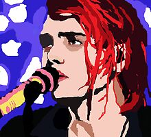 Gerard Way. by RapeySwanxox