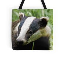Mr Brock the Badger Tote Bag