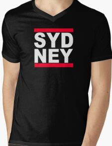 Sydney Mens V-Neck T-Shirt