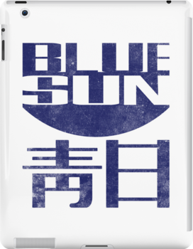 Blue Sun Vintage Style (Firefly/Serenity) by RetroPops
