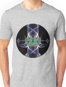 Purple Lamp Unisex T-Shirt
