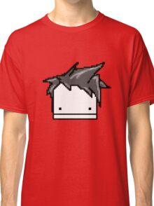 Pixel Face Classic T-Shirt