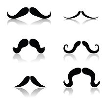 mustache by valeo5