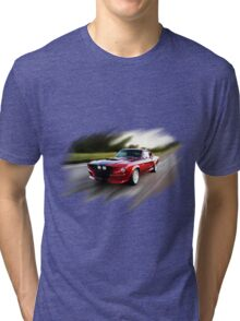 FORD SHELBY GT 500 Tri-blend T-Shirt