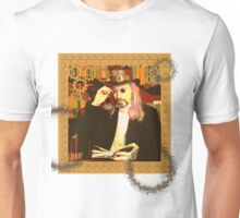 Steampunk Library Unisex T-Shirt