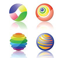color spheres by valeo5