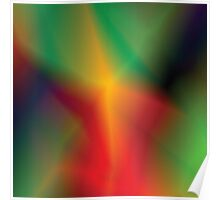 colorful abstract  background Poster