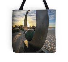 Sculptures by the Sea Tote Bag