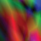 colorful abstract  background by valeo5