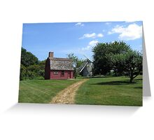 Prescott Farm Greeting Card