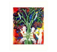 Henry Garrett (Ghost bushranger series) Art Print