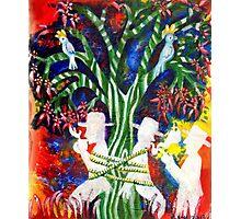 Henry Garrett (Ghost bushranger series) Photographic Print