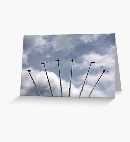 Planes Greeting Card