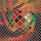 mosaic background by valeo5