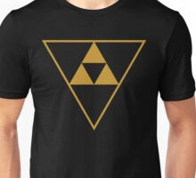 Triforce, Legend of Zelda Unisex T-Shirt