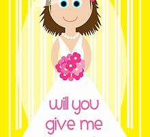 Wedding - Will You Give Me Away? by Emma Holmes