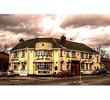 Barley Mow Photographic Print