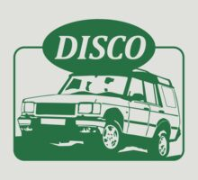 LR Disco illustration T-Shirt