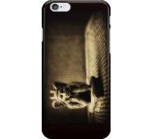 Gorgoyle 1 iPhone Case/Skin