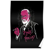 pink freud Poster