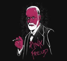pink freud by nowhereep