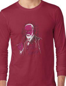 pink freud Long Sleeve T-Shirt