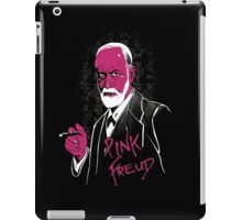 pink freud iPad Case/Skin