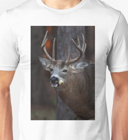Gotta love corn - White-tailed Deer T-Shirt