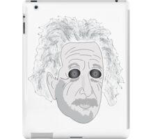 Trippy Einstein iPad Case/Skin