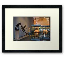 Leonardo Da Vinci Museum Framed Print