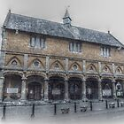 Castle Cary Market Hall by iangmclean