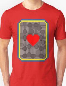 Steam Powered Heart T-Shirt