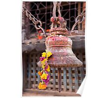Temple Bell Poster